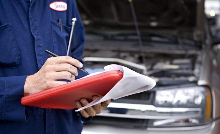 Технический осмотр легковых автомобилей будет производится по новым правилам